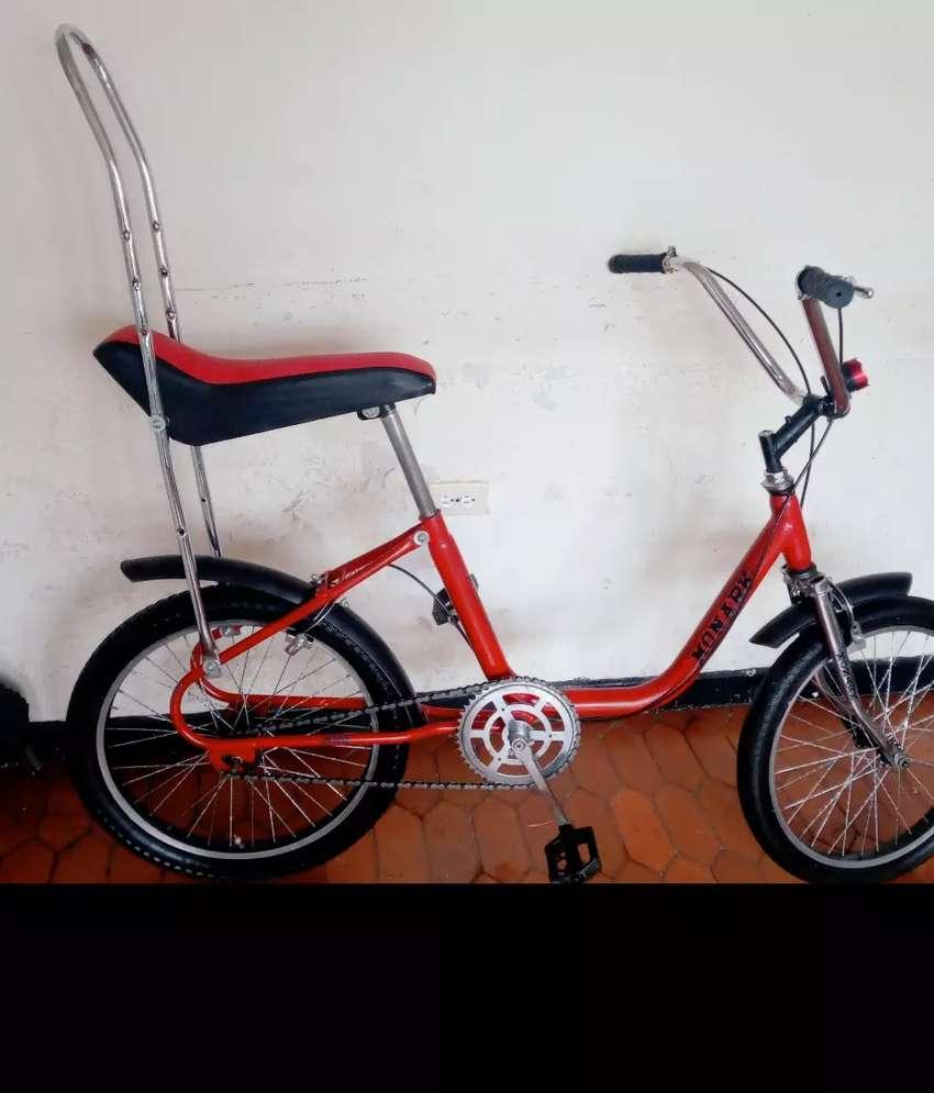 Bicicleta Rin 20 marca monark