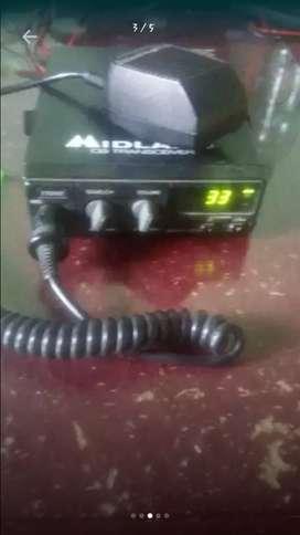 Radio bace de comunicacion pequeño