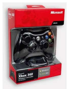Control Para Xbox 360 Y Pc Alambrico