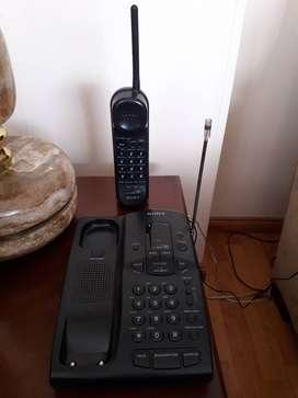 Vendo telefono sony inalambrico