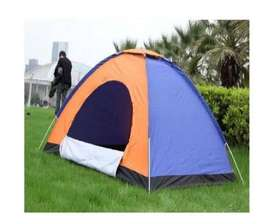 Carpa Camping 3 Personas + Colchón + Bomba  Combo