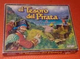 Juego de mesa EL TESORO DEL PIRATA