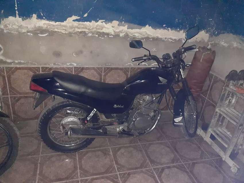 Nighthawk 250cc 0