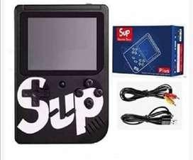 Mini consola de juegos portátil HDMI SUP 400 IN 1 El juego