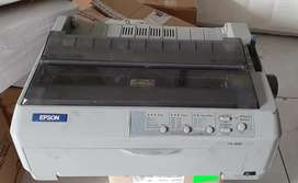 Impresora Epson FX-890 usada