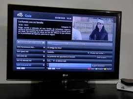 TV LG 32 pulgadas LCD