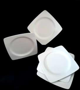Platos en cerámica