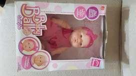 Muñeca nueva juguetería