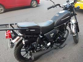 VENDO MOTO THUNDER TGN 150CC 2021