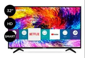 "TV Hisense 32"" hd led smart h3218h5ip"