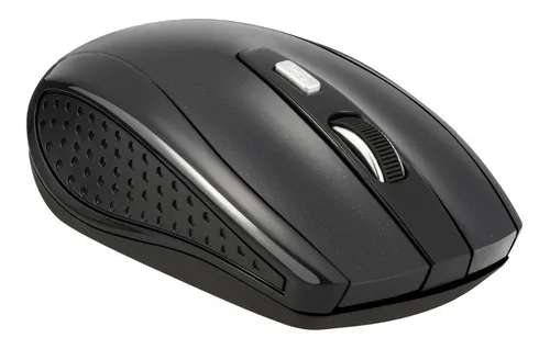 Mouse Inalambrico 1200dpi Ajustable 2.4ghz Usb