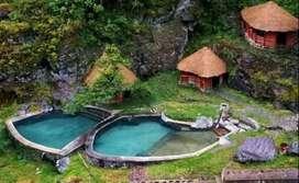 Baños termales de chimur