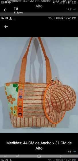 Bolso y mochilas