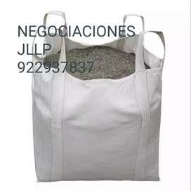 Venta de bolsas de big bags