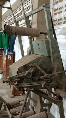 Maquinaria para Colocar Estelite