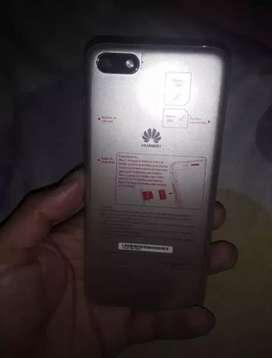 Huawei y5 9 de 10 sin rayones