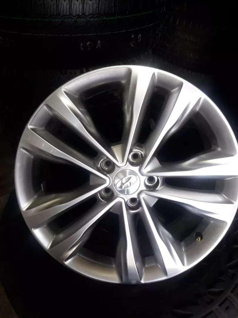 Aro 18 Hyundai santa fe 0
