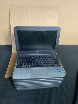 LLEGARON  HP Stream Pro G2 Celeron N3050 1.6GHz 4GB Ram 64GB HDD CARGADOR Y BATERIA GARANTIA 3 MESES