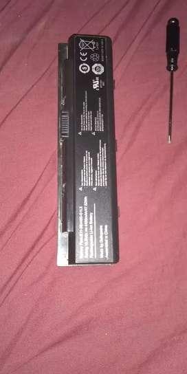 Vendo bateria para netbook