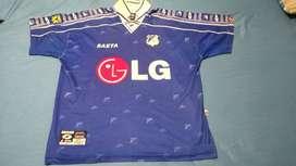 Camiseta Saeta LG Millonarios