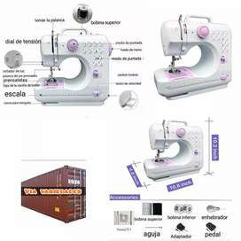 Maquina de coser 12 puntadas