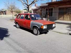 Fiat 128 super Europa rural