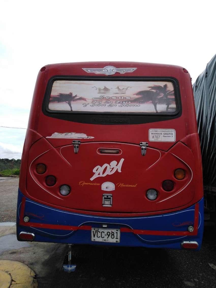 Se vende buseta Agrale negociable