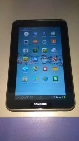 Galaxy Tab 7 con  Lápiz Óptico 8gb y Cargador Nuevo