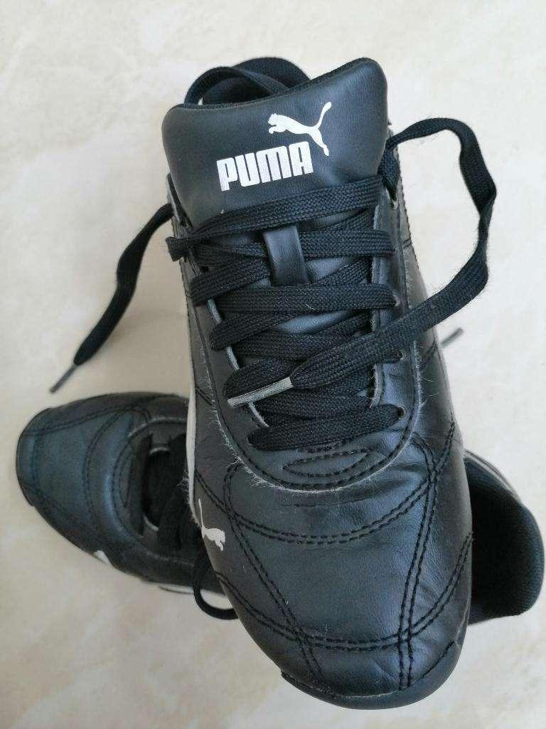 Zapatos Puma Originales Usados Talla 3 0