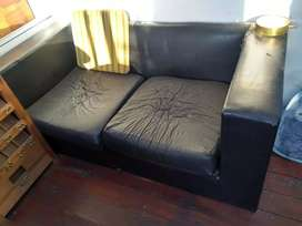 Sofá de dos cuerpos