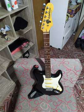 Guitarra washburn stratocaster
