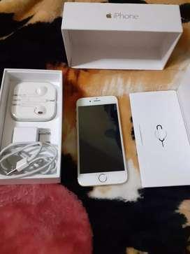 Vendo iphone 6 dorado