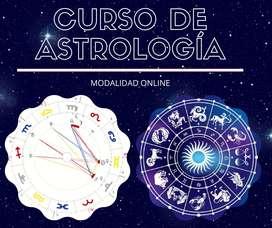 Curso de Astrología Online