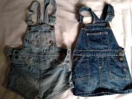 Combo de ropa nena 2-3 años