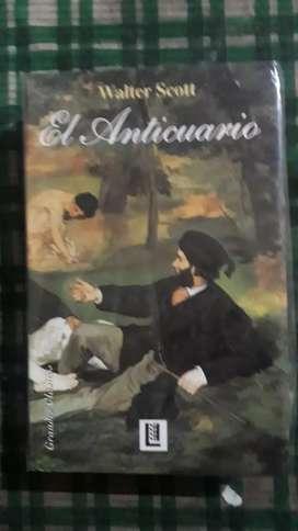 EL ANTICUARIO (usado)