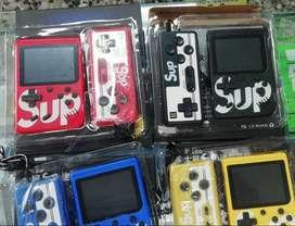 Consola de Video Juegos de Arcade y Super Nintendo