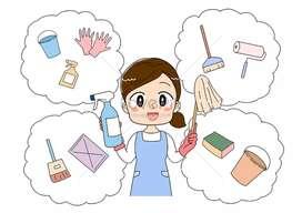 Busco empleo como niñera o limpieza de apartamentos