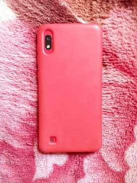 Teléfono Samsung A10 Normal