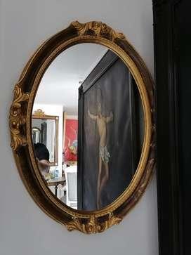 Espejo de coleccion