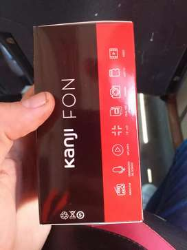 Vendo celulares nuevo basico  marca kanji dual SIM