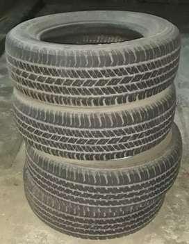 Cubiertas usadas marca Bridgestone R16 en Resistencia-Chaco