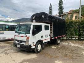 Nissan Cabstar doble cabina