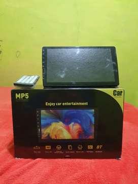 Radio MP5 1 din 9 pulgadas