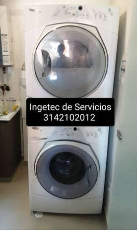 Mantenimiento lavadoras