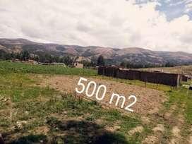 Ocasión se vende terreno 500 m2