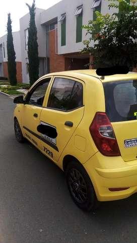 Vendo taxi i10
