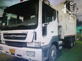 VENDO CAMION DOBLE TROQUE