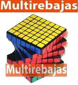 Cubo Rubik 7x7 Original Aumenta tu Destreza