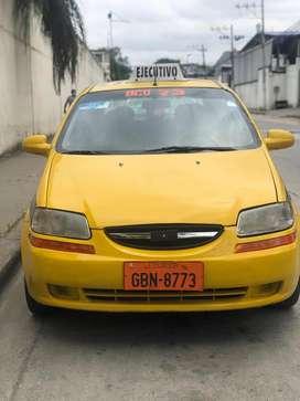 Se vende taxi de oportunidad
