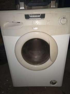 Vendo lavarropas Drean blue 6.06